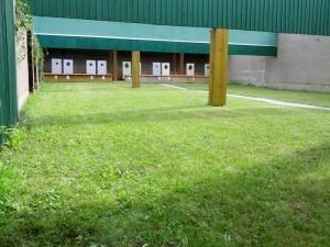Großkaliberstand 25m Pistole bis Kaliber .45 ACP