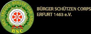Bürger Schützen Corps Erfurt 1463 e.V.